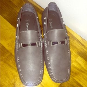 Other - Mens Gray Loafers